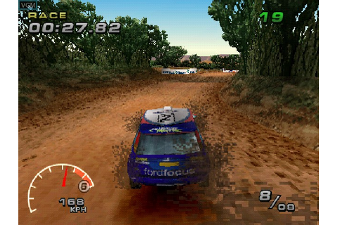 WRC - FIA World Rally Championship Arcade for Sony ...