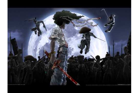 Afro Samurai Game OST - When the Smoke Clears Remix - YouTube