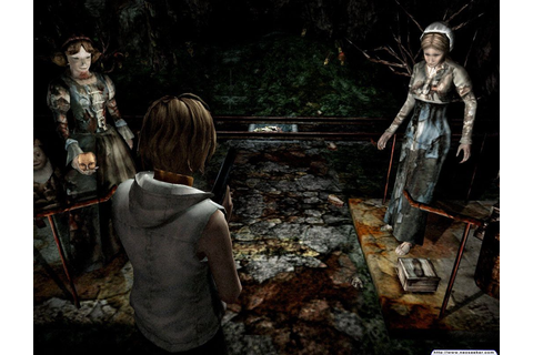 The Game Kita: Free Download Silent Hill 3 for PC, Mediafire