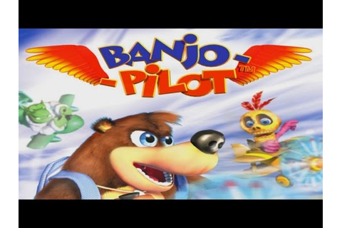 [Découverte] Banjo-Pilot (Game Boy Advance) - YouTube