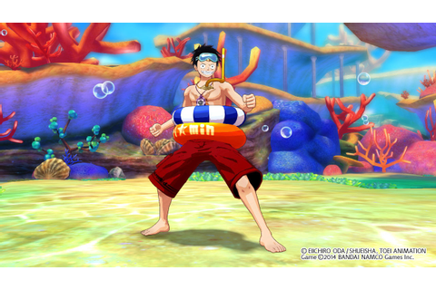 One Piece: Unlimited World Red - Season Pass [PS Vita ...