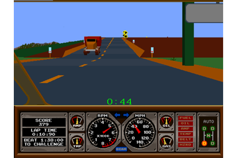 File:Hard Drivin' in-game screenshot (Arcade).png - Wikipedia
