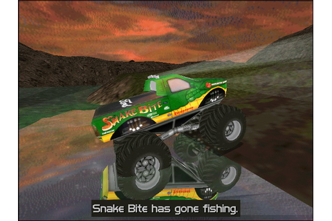 Скриншоты Monster Truck Madness 2 на Old-Games.RU