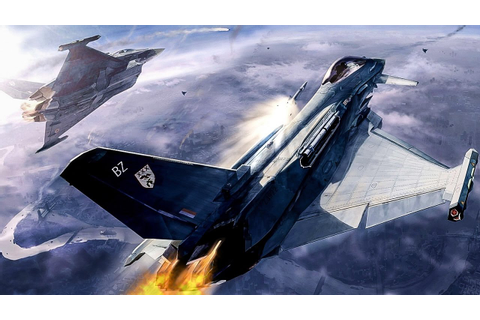 Most Realistic Air Combat Fighter Game [Ultra Realistic ...
