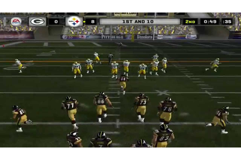 Madden NFL 07 PC Gameplay HD - YouTube