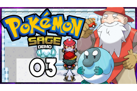 Pokemon Sage Part 3 GYM LEADER Pokemon Fan Game Gameplay ...