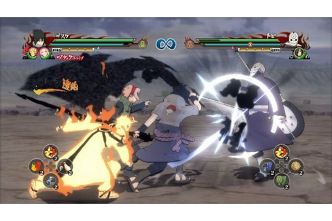 Naruto Shippuden: Ultimate Ninja Storm Revolution To ...