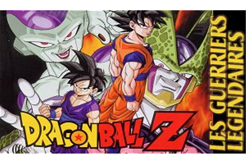 Test de Dragon Ball Z : Les Guerriers Legendaires sur GB ...