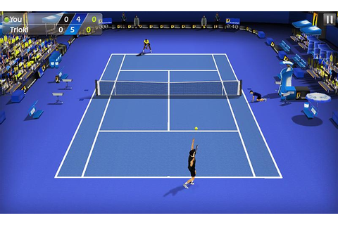 3D Tennis - Android Apps on Google Play