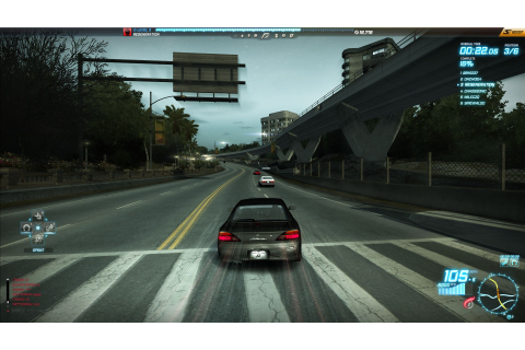 Need For Speed World - MMOGames.com