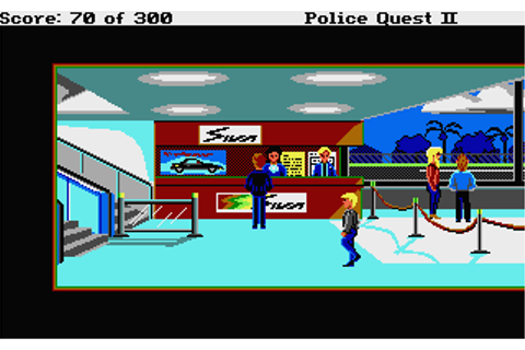 Download Police Quest 2: The Vengeance - My Abandonware