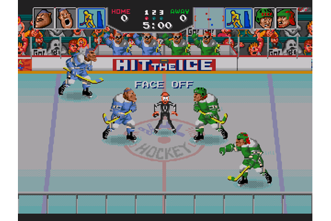 Hit The Ice Download Game | GameFabrique