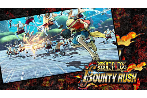 NEW ONE PIECE MOBILE GAME | One Piece Bounty Rush ...
