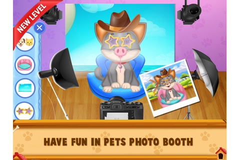 My Pet House Story - Pet Puppy Daycare games for Android ...
