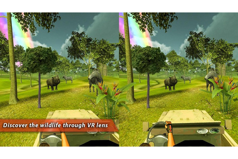 safari tour adventure vr - virtual reality tour by Abdul Salam