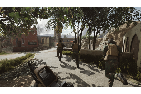 Insurgency: Sandstorm aims for Rainbow Six Siege's ...
