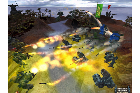 Massive Assault Network 2 Patch 2.0.263 #2 Games
