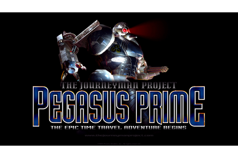 The Journeyman Project: Pegasus Prime - Spieledatenbank ...