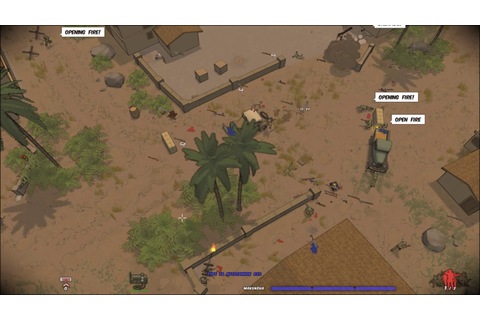 Running With Rifles Pacific Free Download - Ocean Of Games