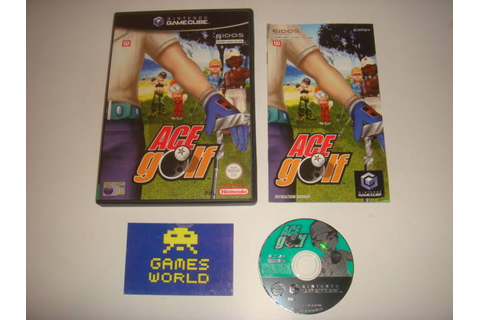 GameCube : Games World Bodmin, The Video Games Specialist