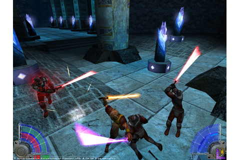 Gage-ing Games: Game Review: Star Wars Jedi Academy