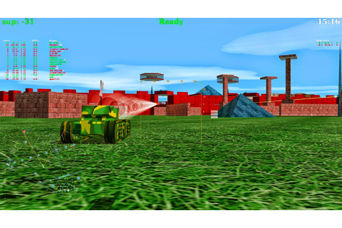 Free Download BZFlag Game Battle Tank Full Version For PC ...