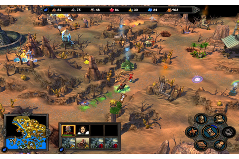 Heroes of Might and Magic V Screenshots for Windows ...