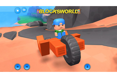 Blocksworld - YouTube