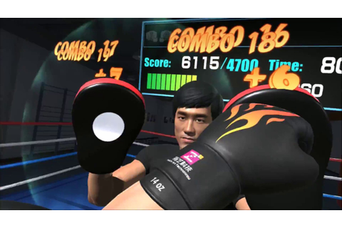 The Fastest Fist Game Review - An Intense VR Workout - VR ...