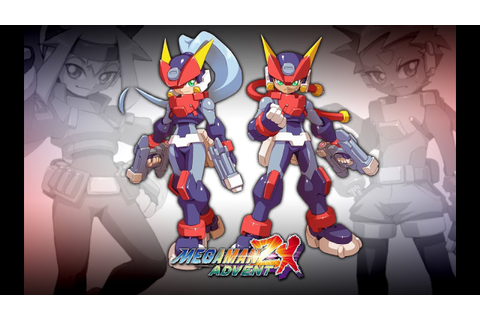 Megaman ZX Advent - Gameplay - YouTube