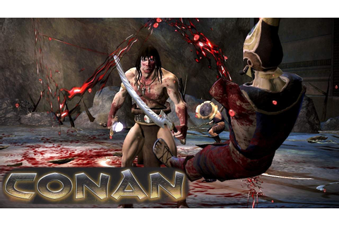 Conan The Barbarian - Um... Yeah... WOMEN! - Game ...