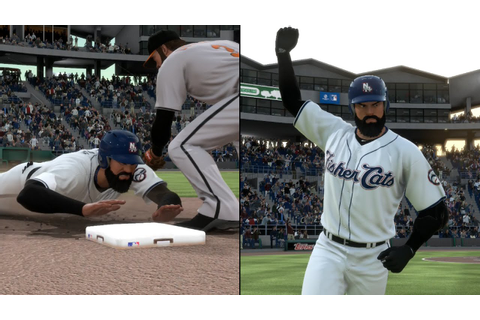 MLB 15 The Show - Road To The Show #7 - 20 Game Hitting ...