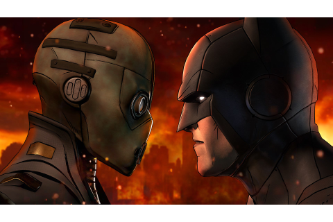 Buy Batman - The Telltale Series - Episode 5: City of ...