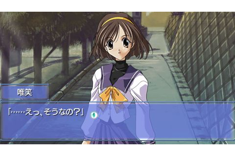 Memories Off - Download Game PSP PPSSPP PSVITA Free