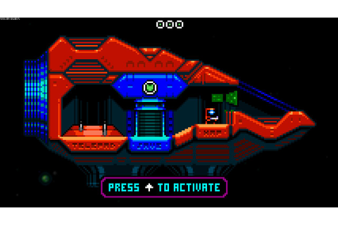 Xeodrifter - screenshots gallery - screenshot 5/5 ...