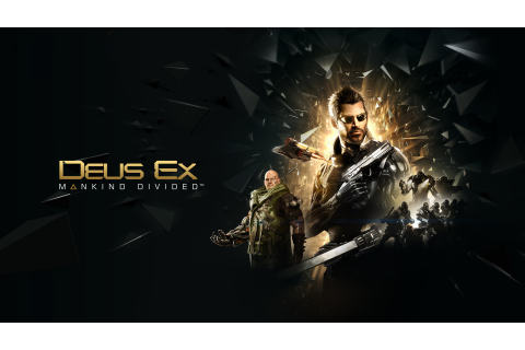 Deus Ex Mankind Divided Game Wallpapers | HD Wallpapers ...