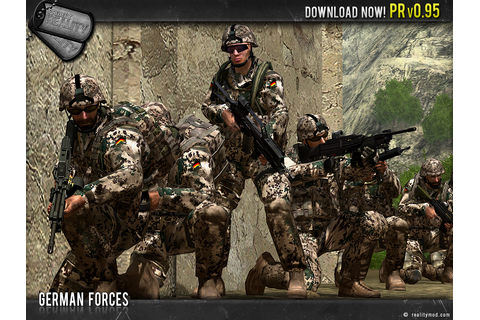 German Forces image - Project Reality: Battlefield 2 mod ...