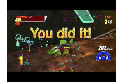 Penny Racers Party: Turbo-Q Speedway Game Sample - Wii ...
