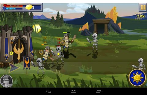Legendary Wars – Games for Android – Free download ...