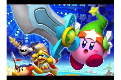 CGRundertow KIRBY'S RETURN TO DREAM LAND for Nintendo Wii ...