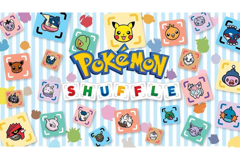 I'll Review Anything: Pokemon Shuffle (Nintendo 3DS) | 3rd ...
