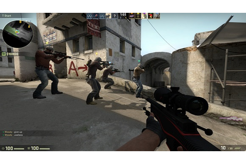 Counter Strike Global Offensive For PC Game Free Download