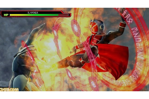 Super Hero Generations Game Screenshots - JEFusion