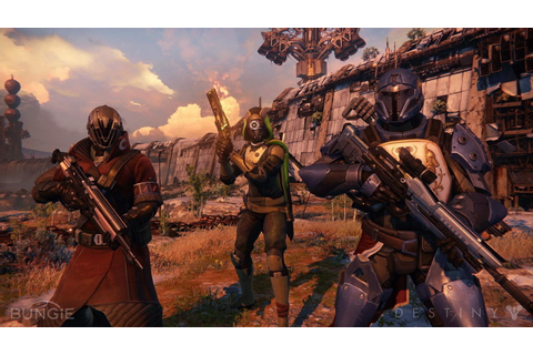 Destiny Guide: Getting Started, Classes, Raids, Tips and ...