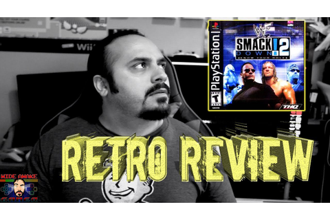 Retro (SHORT) Game Review: WWF Smackdown 2: know your role ...