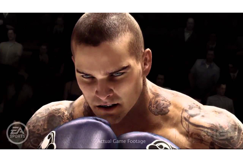 Fight Night Champion - Debut Trailer - YouTube