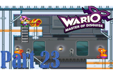 Wario Master of Disguise [Part 23] Special Episode Part 1 ...