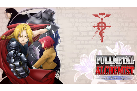 "Fullmetal Alchemist and the Broken Angel ‒ ""Crowd Round ..."