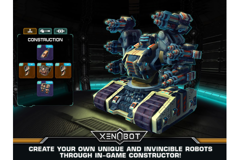 Xenobot. Battle robots. - Android Apps on Google Play