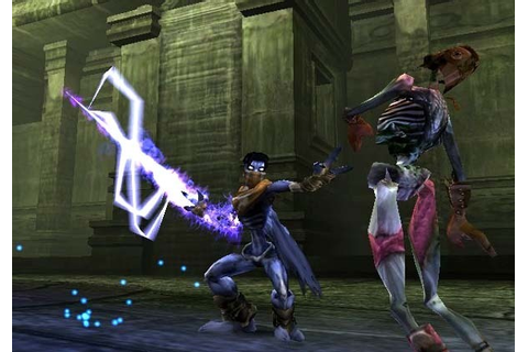 Legacy Of Kain Soul Reaver 2 Ps2 Desbloqueado Patch - R ...